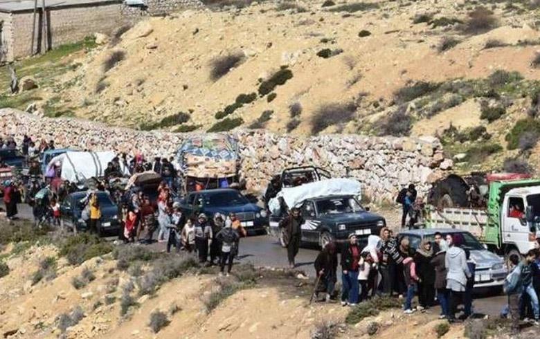 اتهامات لتركيا وروسيا بتهجير 120 ألفاً إلى شمال سوريا