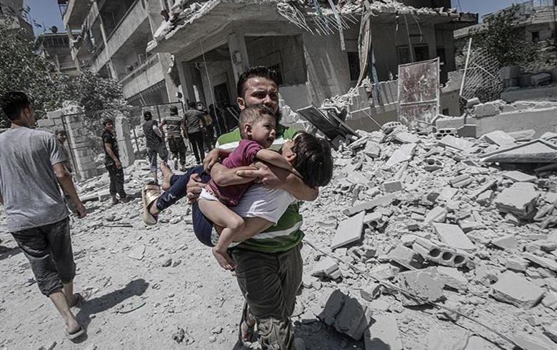 قوات النظام تدخل بلدة استراتيجية في إدلب