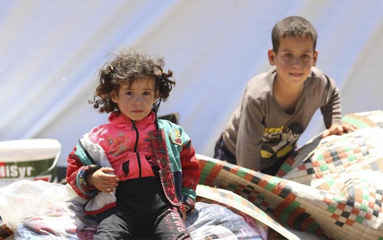 مصرع نحو 4000 طفل سوري منذ أواخر 2013
