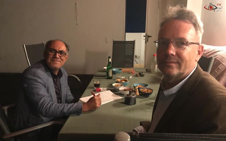 الباحث الهولندي مايكل ليزنبرغ: الأدب الكُردي بحاجة الى جسر بين ماهو سوراني وماهو كورمانحي..!
