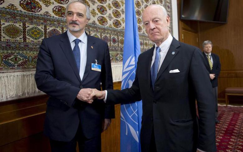 اللجنة الدستورية تعلن فشل الأمم المتحدة