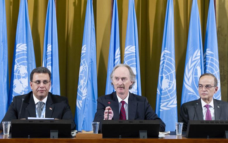هل اللجنة الدستورية السورية «كيان سيادي»؟