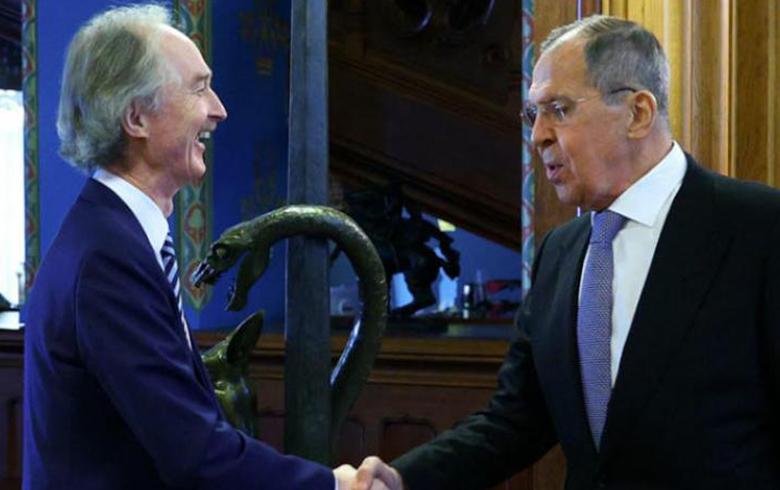 بيدرسن يجري «محادثات عسكرية وسياسية» في موسكو قبل زيارة دمشق