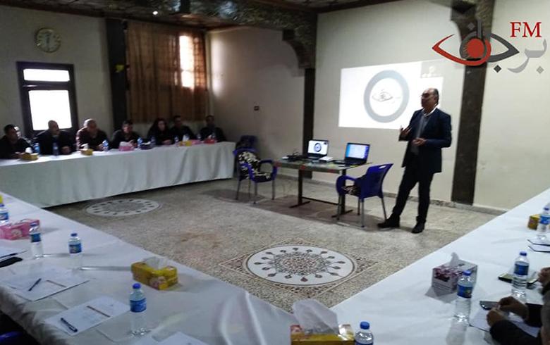 جلسة تفاعلية تعقدها برجاف في ديريك حول العملية الدستورية وإعداد مخرجات لإيصالها إلى لجنة الصياغة الدستور السوري