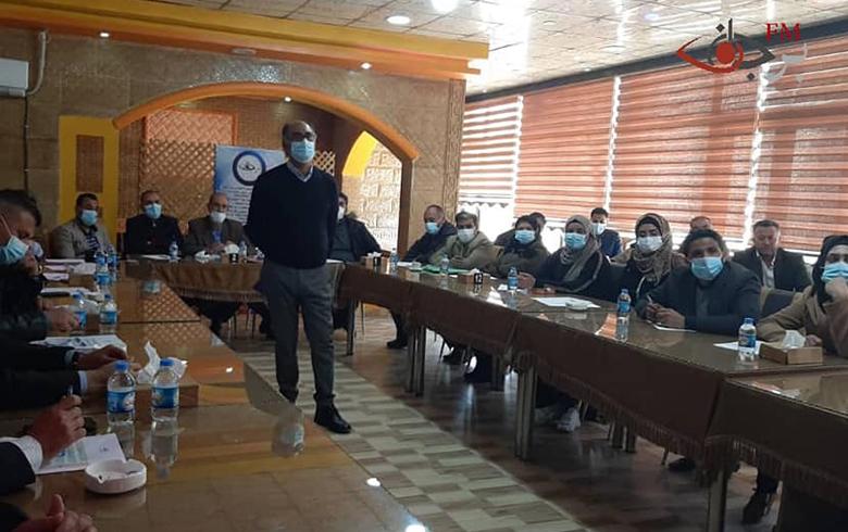 الجلسة الثالثة حول الدستور بمنبج: الاتفاق السياسي أولاً
