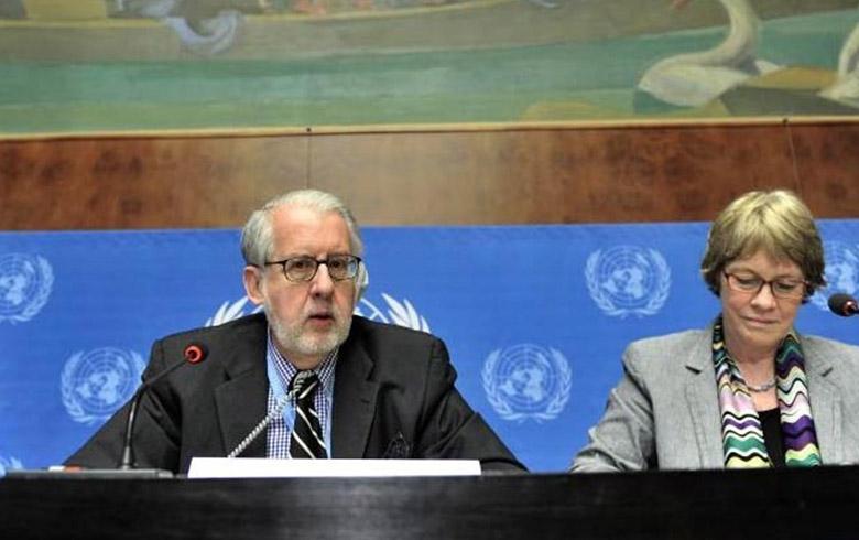 خبراء أمميون يؤكدون على ضرورة كشف مصير كافة المحتجزين والمفقودين في كل أنحاء سوريا