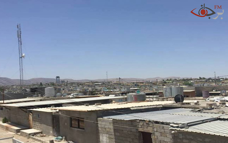 Despite the difficult conditions, the refugees of ''Barika'' refugee camp in ''Sulaymaniyah'' are facing the hardships of life on their own