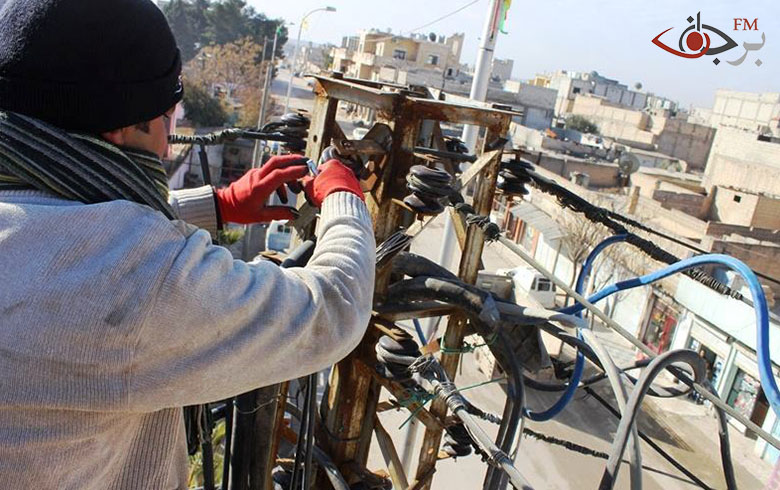 انقطاع الكهرباءفي كُوباني يفاقم أزمة الإكتفاء الذاتي:
