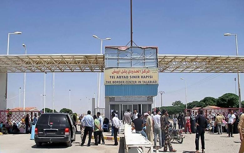 الجيش التركي يستهدف البوابة الحدودية في كري سبي