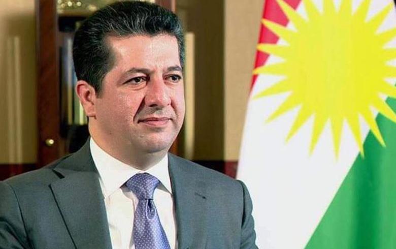 رئيس حكومة إقليم كُردستان مسرور بارزاني يدعو المواطنين جميعاً الى الالتزام بالإجراءات الصحية الوقائية ولزوم المنازل