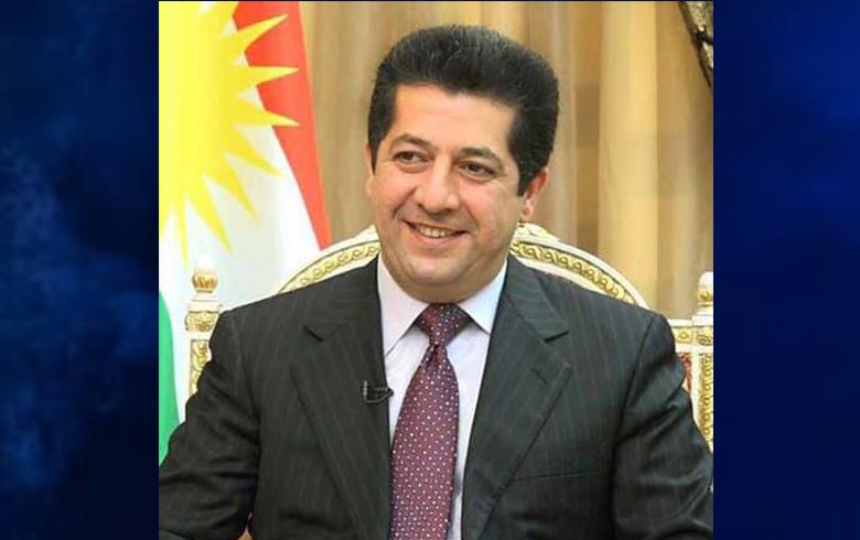 مسرور بارزاني: إقليم كوردستان واجه عاماً عصيباً بسبب كورونا وعدم إرسال مستحقاته المالية من بغداد
