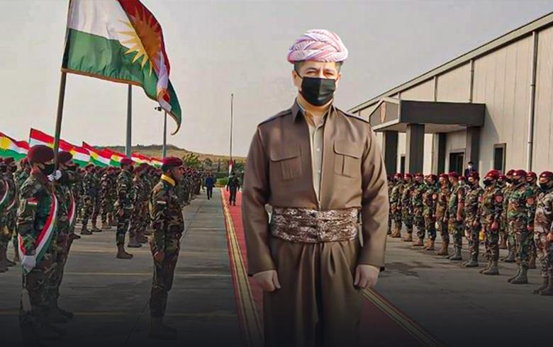 مسرور بارزاني: علم كوردستان رمز للتعايش الديني والقومي ومجد أمتنا لا يُباع ولا يشترى