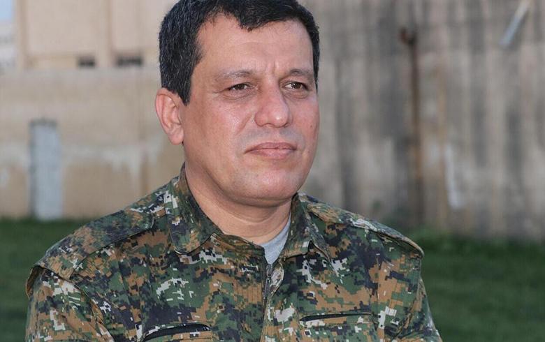 مظلوم عبدي: ذهنية إقصائية للنظام السوري تريد العودة إلى ما قبل 2011