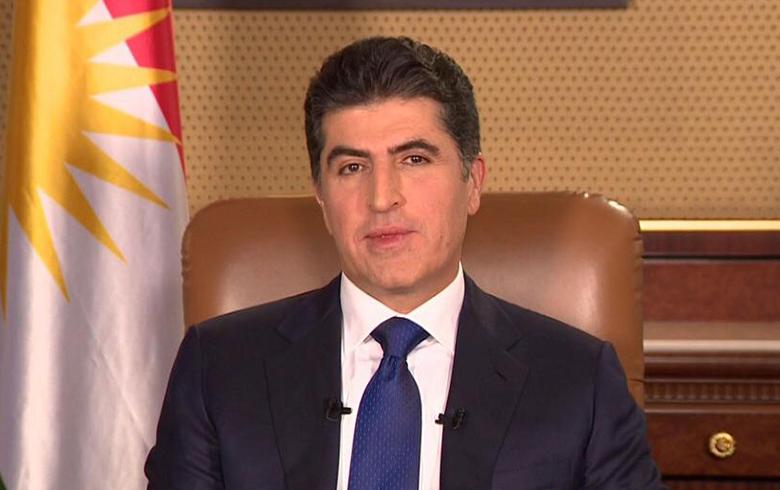 رئيس اقليم كوردستان يوجه رسالة الى الأمم المتحدة