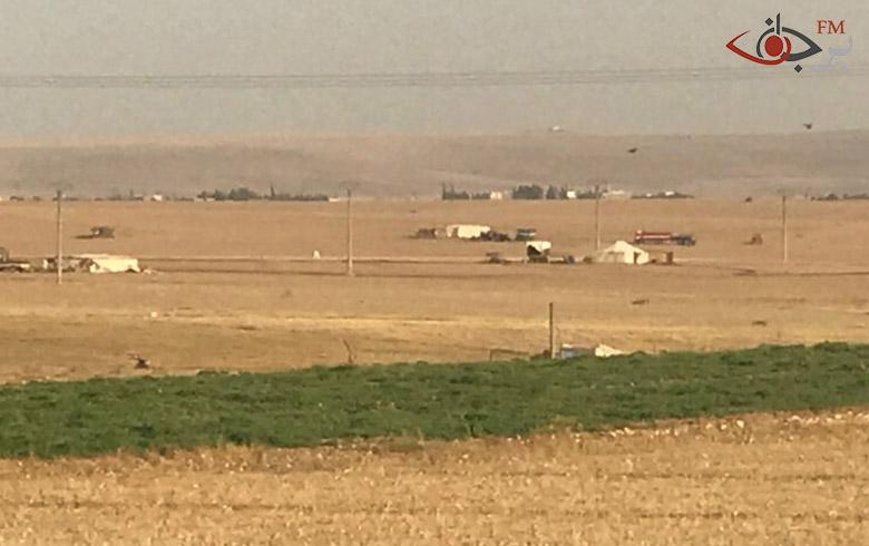 كُوباني أكثر أمناً للغنّامة من وسط سوريا..