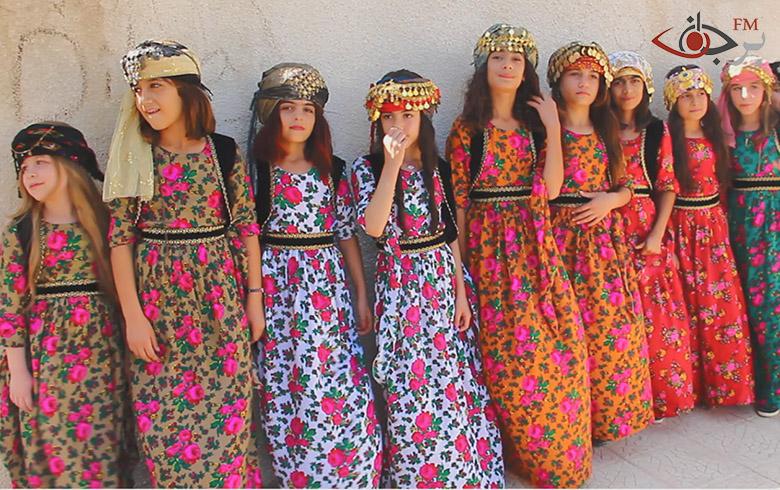 مهرجان الأطفال في كوباني يواصل عروضه الفنية لليوم الثالث على التوالي