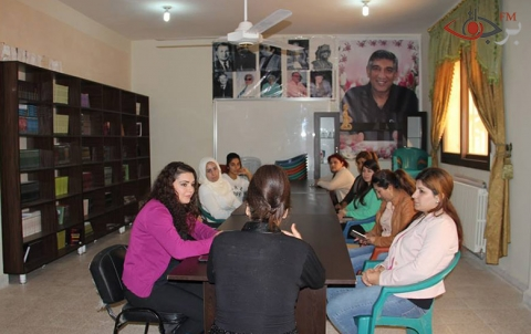 ندوة حول زواج القاصرات في مقر باقي خدو للثقافة والفن