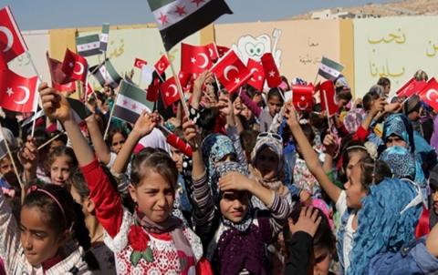تركيّـا... فَرْضُ التتريكُ الناعمِ شمالي سوريا وأوهامٌ بدولةٍ عثمانيّةٍ جديدة