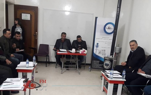 برجاف تستضيف لقاءًا للفاعلين المدنيين في شمال شرق سوريا