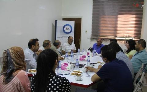 برجاف تعقد اجتماعاً على مستوى النخبة: موجبات العملية السياسية، وعقدة انطلاق المرحلة الدستورية..!