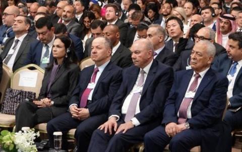 الرئيس بارزاني يشارك في افتتاح المنتدى الاقتصادي العالمي في الأردن..