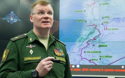 """روسيا تعلن  عن تصفية  منفذي هجوم """"كيماوي حلب"""""""
