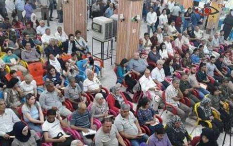 وتستمر فعاليات معرض الكتاب بقامشلو..