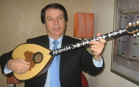 دار أوبرا دمشق تكرّم الموسيقي الكُرديّ الكبير سعيد يوسف