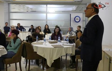 لقاء نسائي ترعاه برجاف حول حق النساء في دستور سوريا المستقبل في هولير