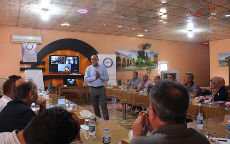 آخر جلسة حول الدستور في منبج: لا دستور جيد بدون مشاركة الجميع!