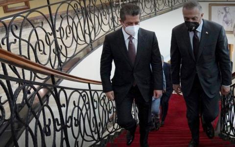 مسرور بارزاني يعلن التوصل لاتفاق مالي مع بغداد بـ
